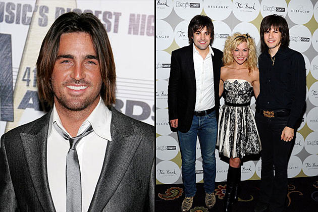 Jake Owen/ The Band Perry