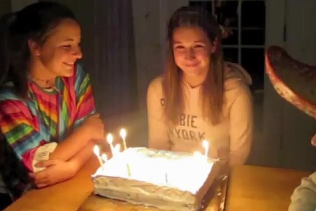 Birthday girl knockout