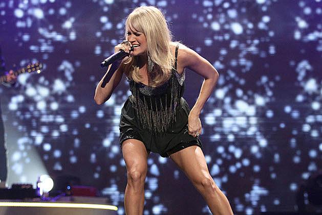 Carrie Underwood - Contest